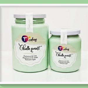 Χρώμα Κιμωλίας Tcolors Mint 400ml D-7951320
