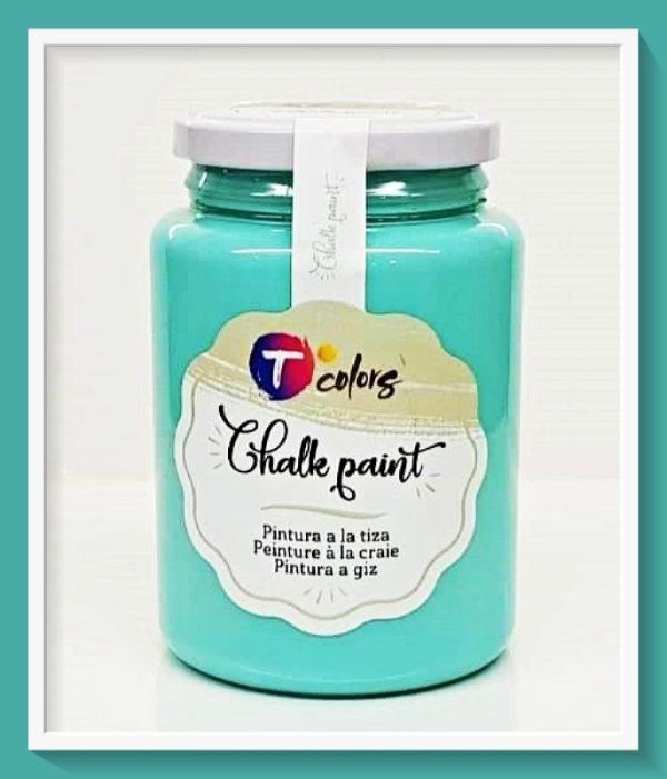 Χρώμα Κιμωλίας Tcolors Turquoise 400ml D-7951337