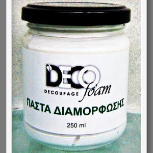Πάστα Διαμόρφωσης Decofoam 9106  250ml