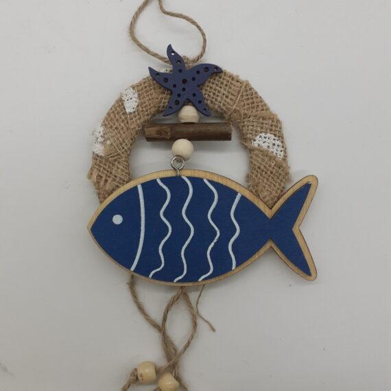 Διακοσμητικό Ψαράκι 11cm