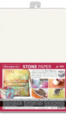 Χαρτί Stamperia Stone Paper - A4 21x29.7cm
